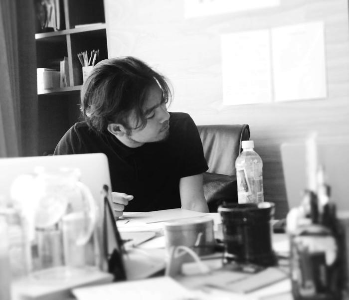 莫川设计师杨英杰