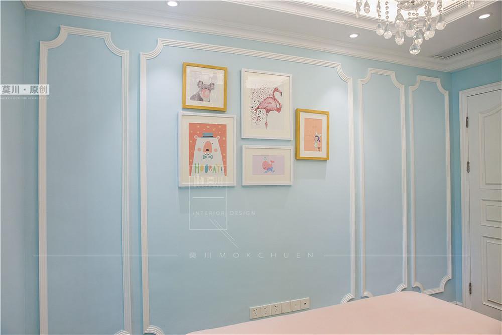香域中央小孩房装修完工实拍图